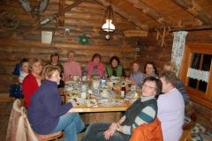 2007-02-07 Ausbuttern Marketenderinnen 002
