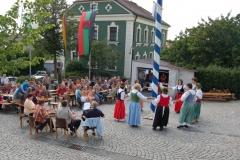 2009-06-20 Tanz bei Sommerkirchweih 021