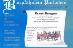 1999-08-01 Back Einladung