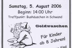 2006-08-05 Plakat Kinderferienprogramm